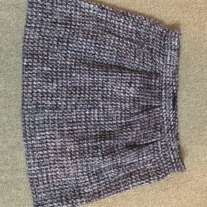 Gap Tweed Skirt with Pockets